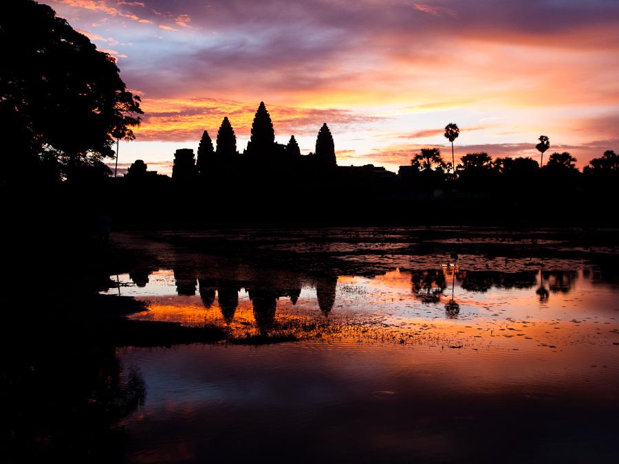 Angkor Wat, Siem Reap, Cambodia, 2010 - Photo #01