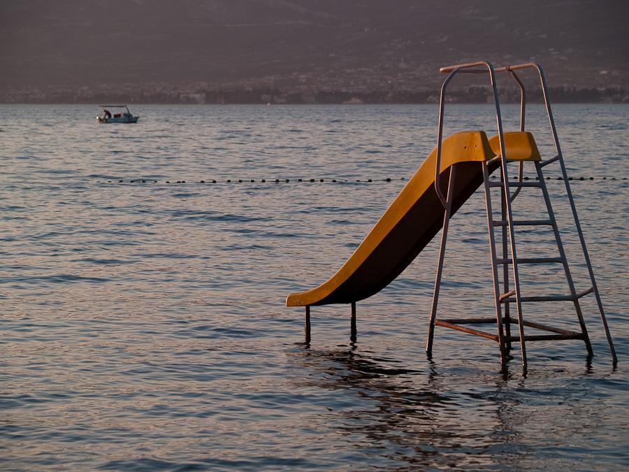 Croatia: The sea, 2007