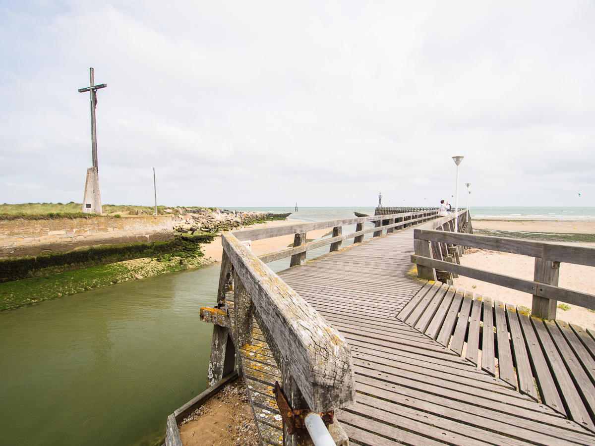 Normandy: D-Day beaches, France, 2014 - Photo #02