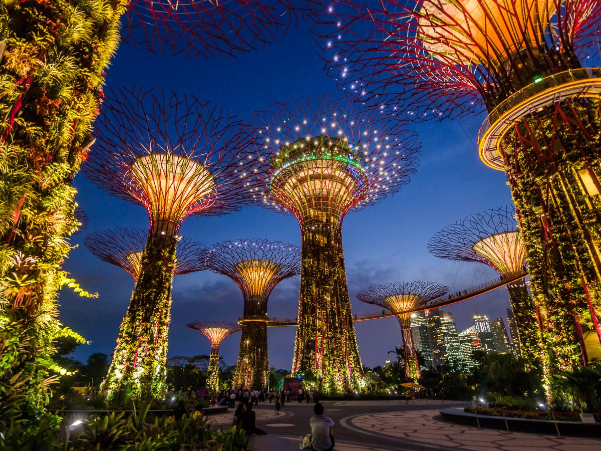 Singapore, 2012