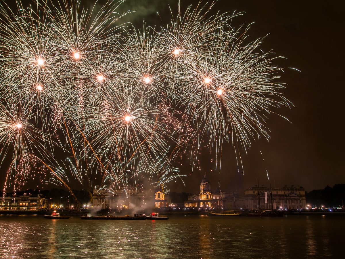 Greenwich Tall Ships Fest, UK, 2014 - Photo #06